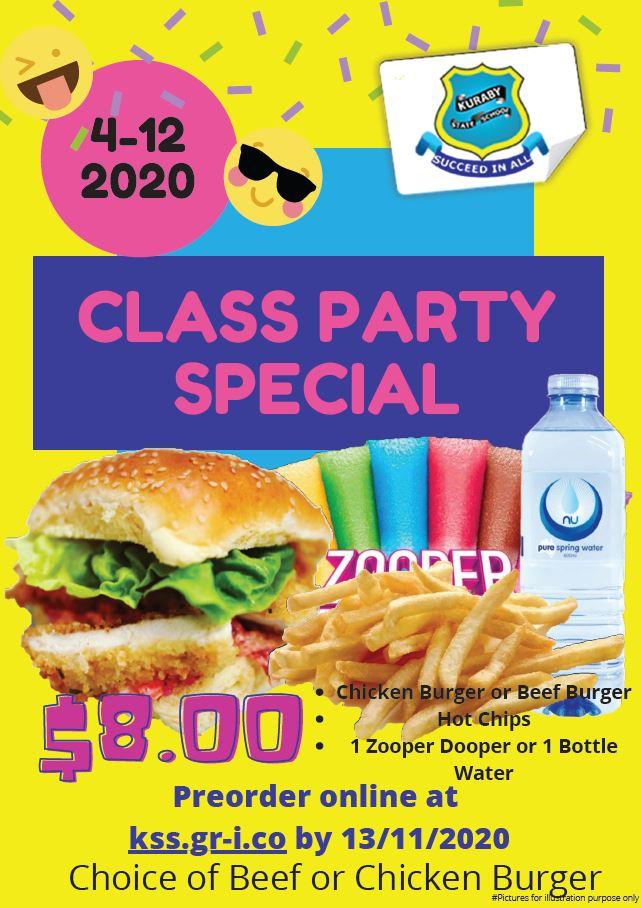kss class party DEC 2020